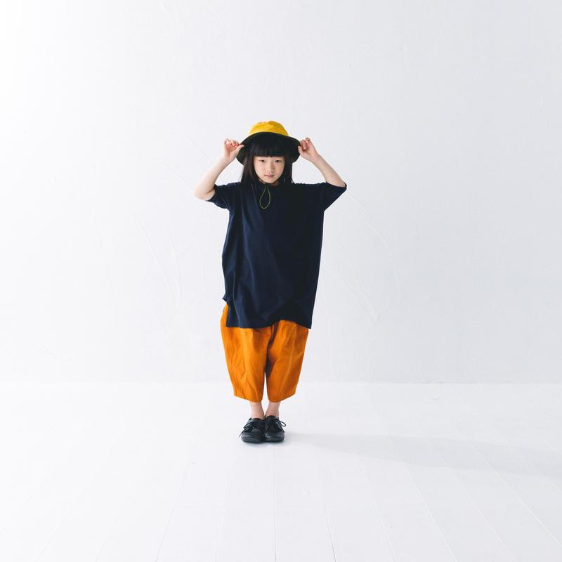 【 nunuforme 2019SS 】nf11-621-005ポインテットパンツ / Orange
