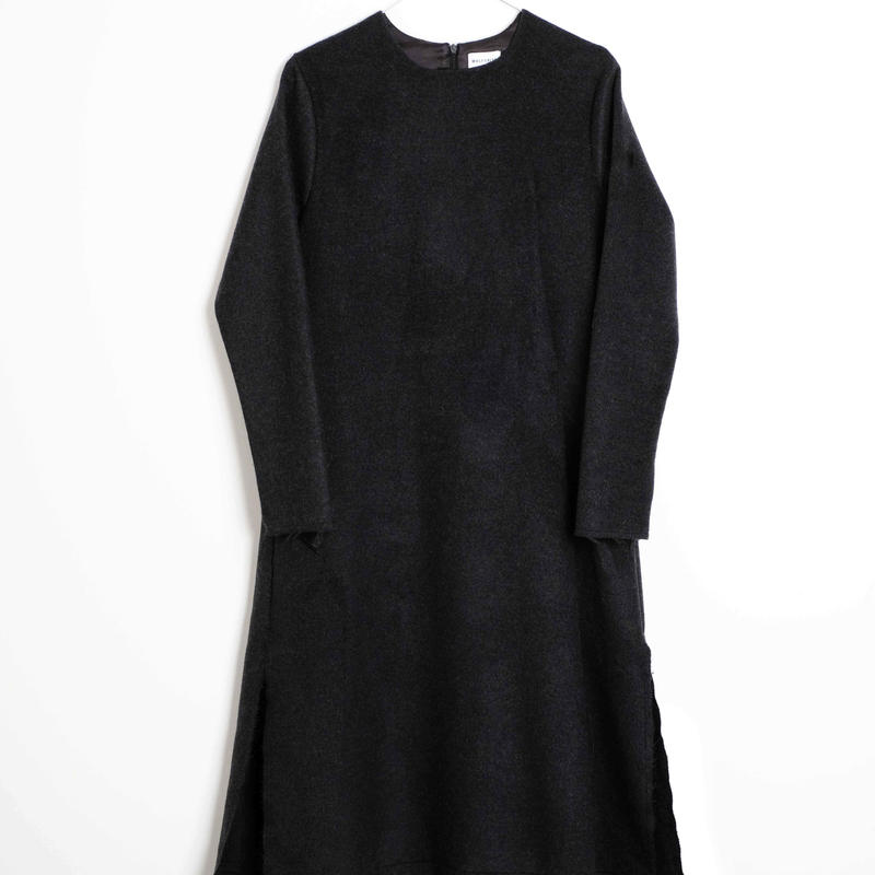 【 WOLF&RITA WOMEN 2018AW 】 PATRICIA - Dress / GREY