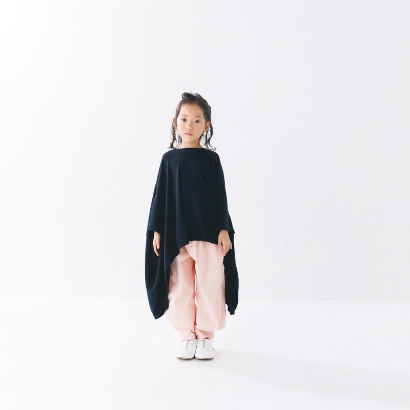 【 nunuforme 2019SS 】nf11-618-006 ヘムタックカーブパンツ / Pink