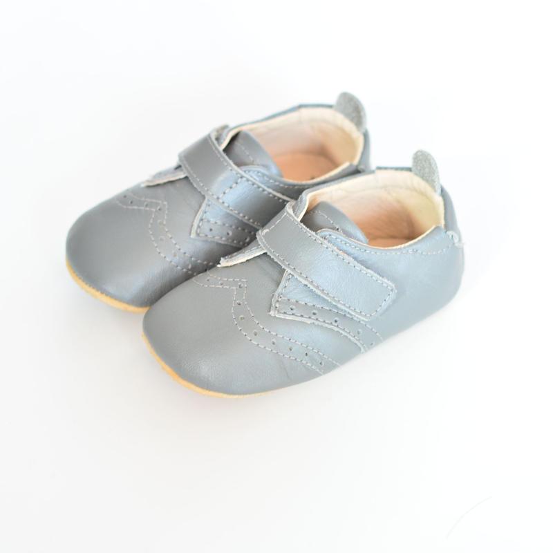 【当店限定】【 OLD SOLES 2019SS】ピーカブーヤ別注モデル JAZZ / GREY