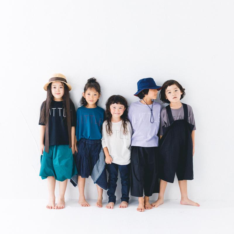 【 nunuforme 2019SS 】nf11-898-500 little T / Bluegreen
