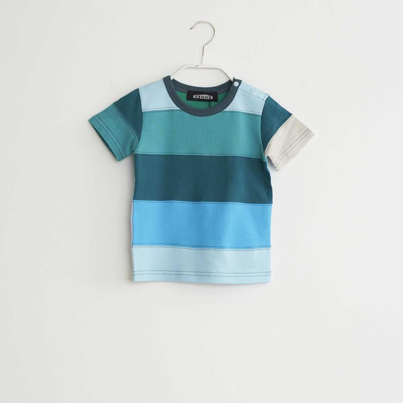 【 STORE 19SS】ボーダーTシャツ /  #1 / 90cm