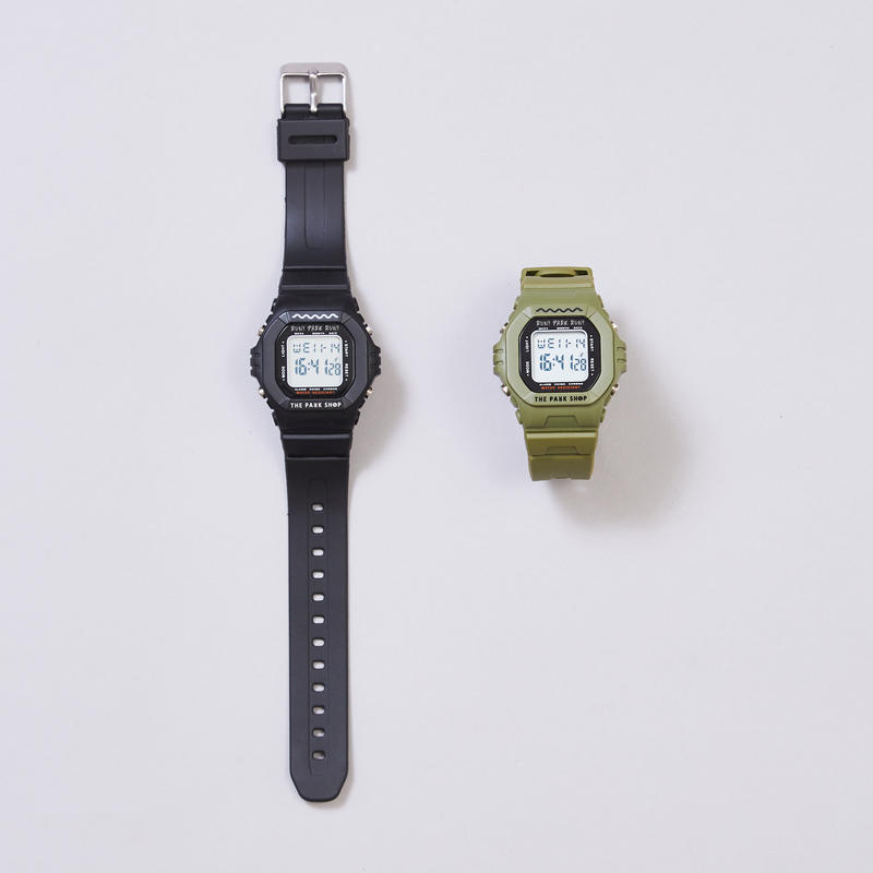 【 THE PARK SHOP 】新バージョン!TPS-168 TECHBOY WATCH