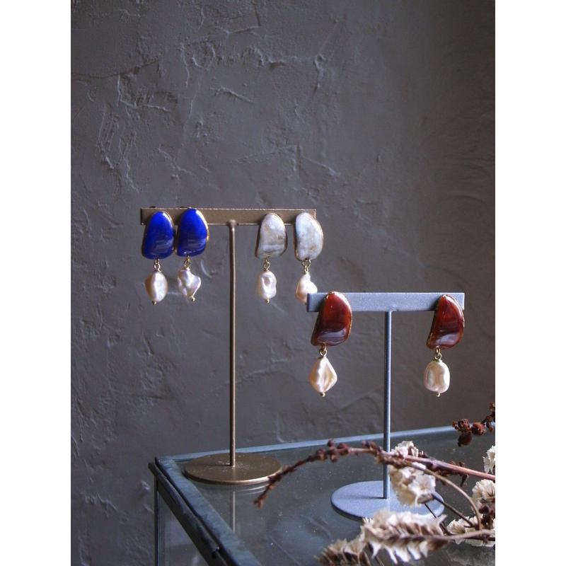 【Peau earrings 】[PEKI!RARIGON]