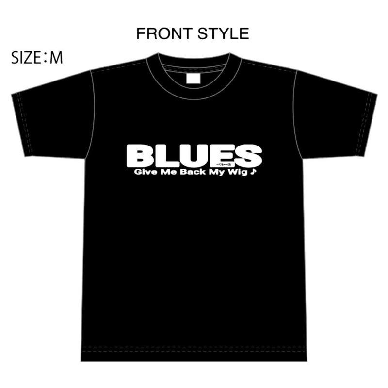 BLUES Tシャツ