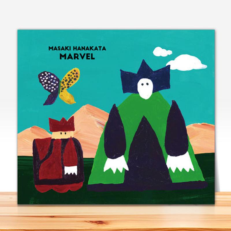 MARVEL [CD-アルバム-]