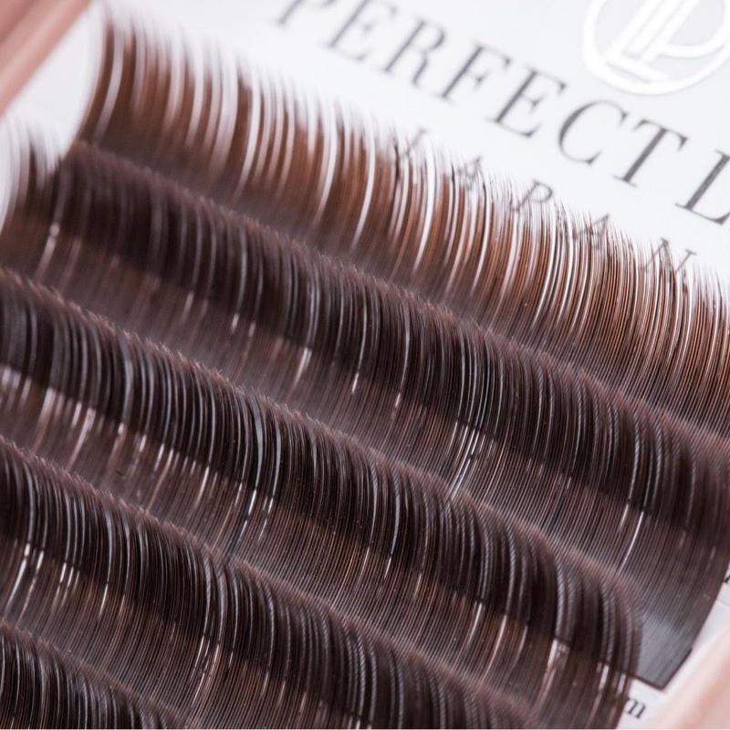 Longue duree / Brown  D curl / 0.15mm