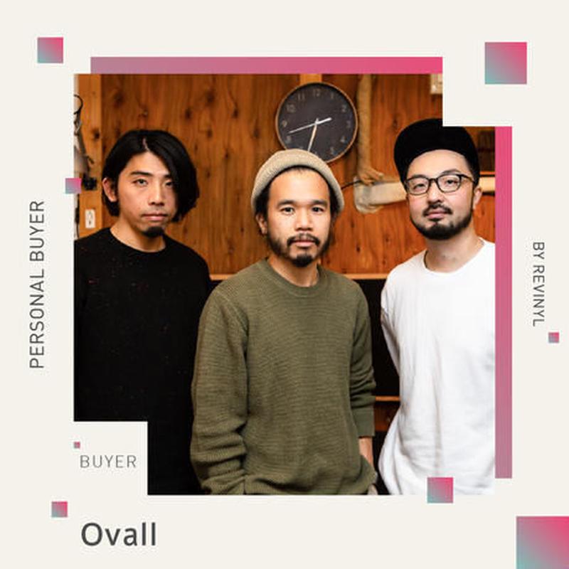 Ovall - PREMIUMコース(LP3枚)