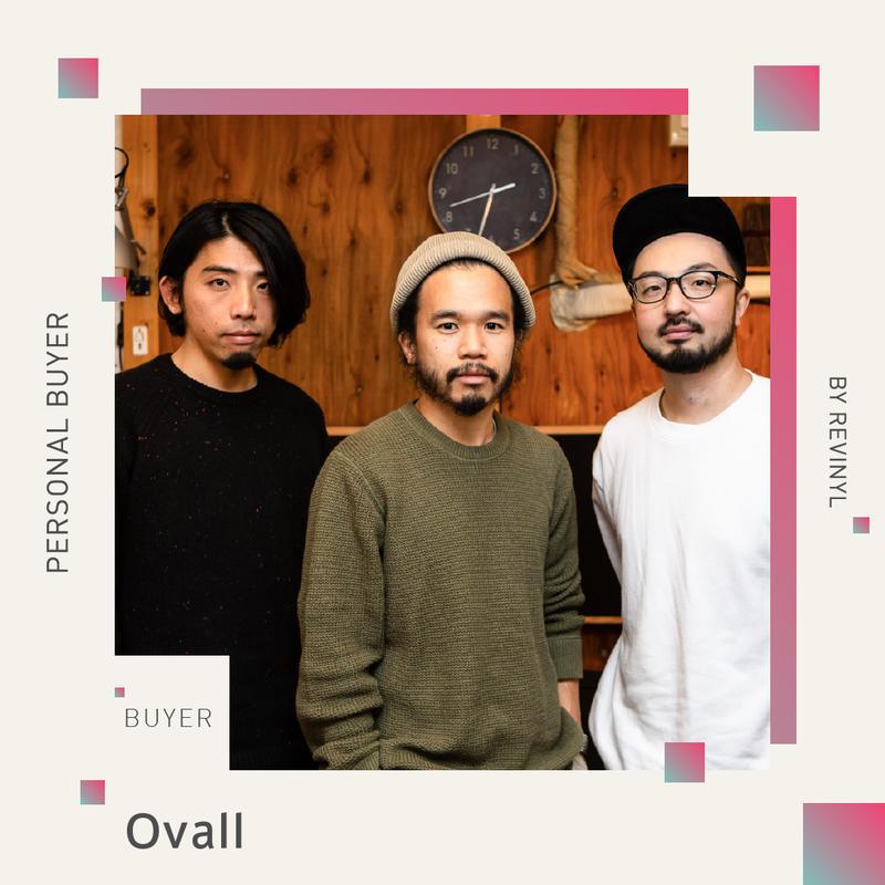 Ovall - TRIALコース(LP1枚)