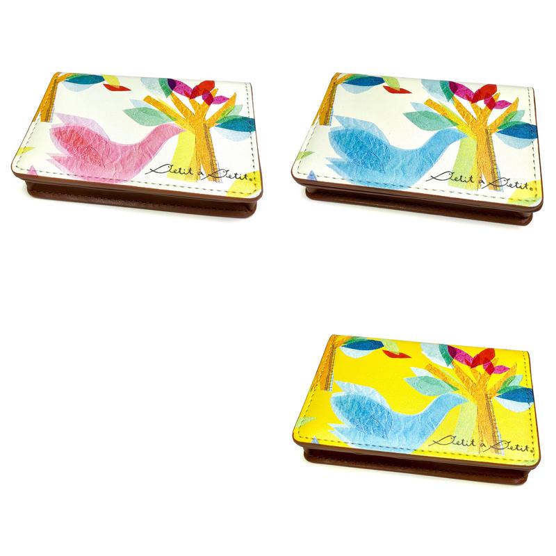 名刺ケース(カードケース)【鳥】(ロワゾ)【全3色】