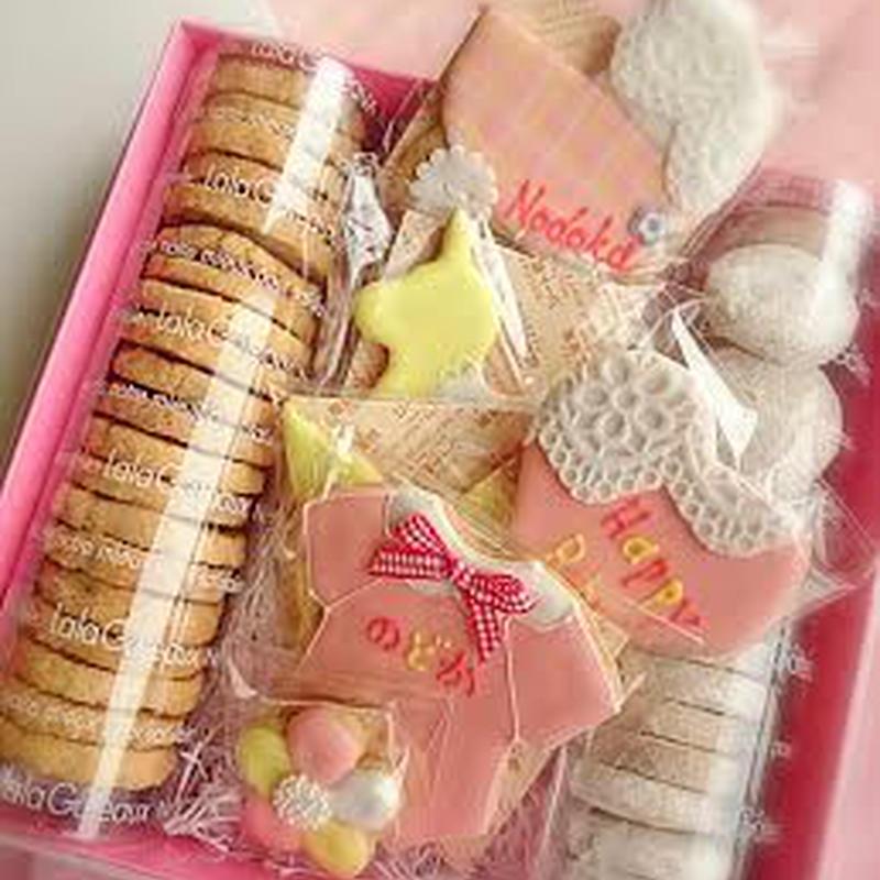 出産祝い 焼き菓子セット