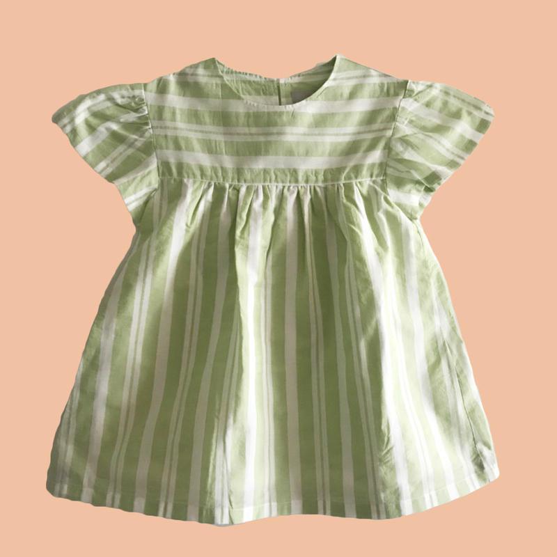 Soccer Stripe Dress