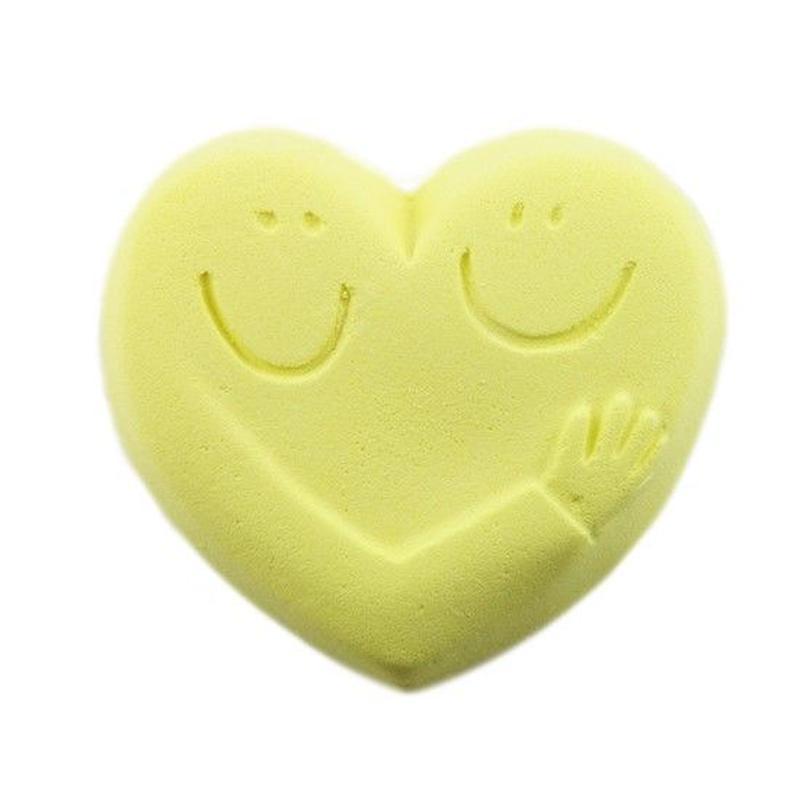 HUG HEART バスソルト     LEMON YELLOW