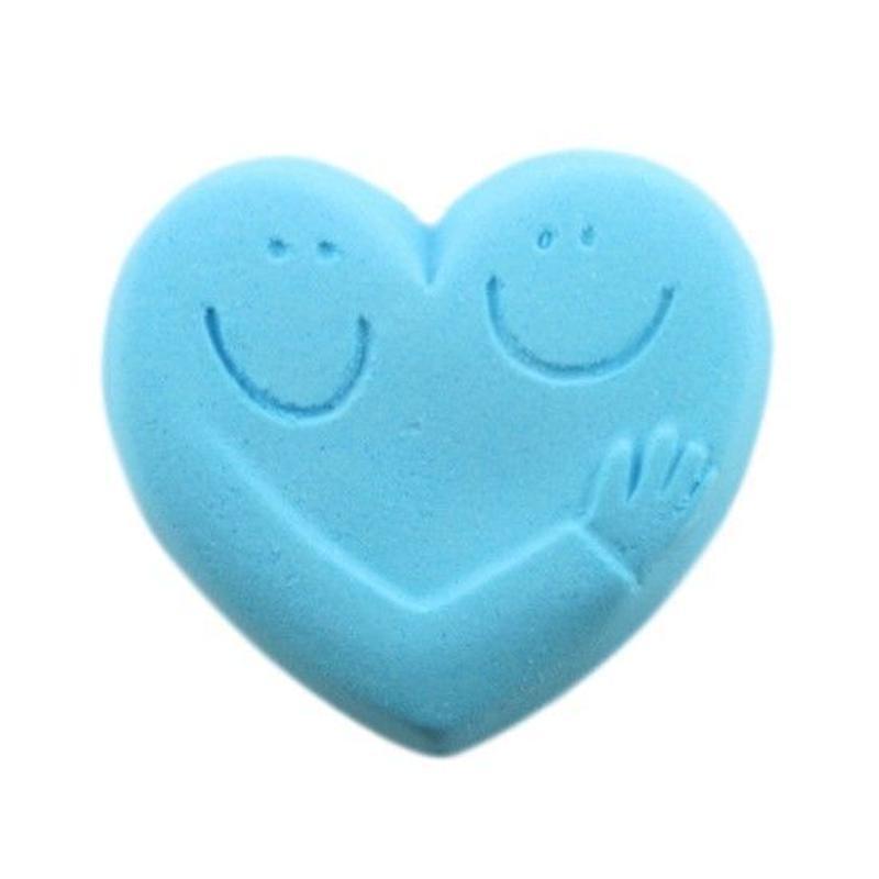 HUG HEART バスソルト     SAX BLUE