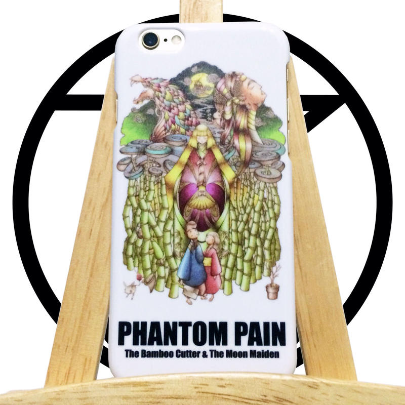 《The Banboo Cutter & The Moon Maiden》iPhone 5/5s/SE/6/6s case