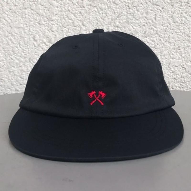 「SUN CAP」moreAXE special - color / BLACK