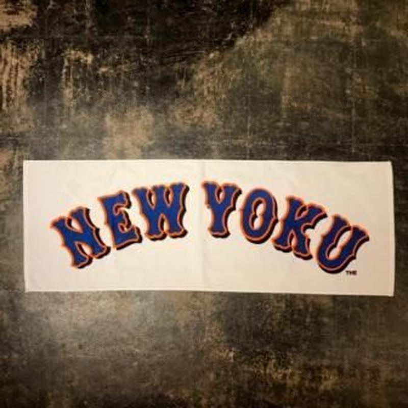「THE UNIIN」NEW YOKU Wets バスタオル