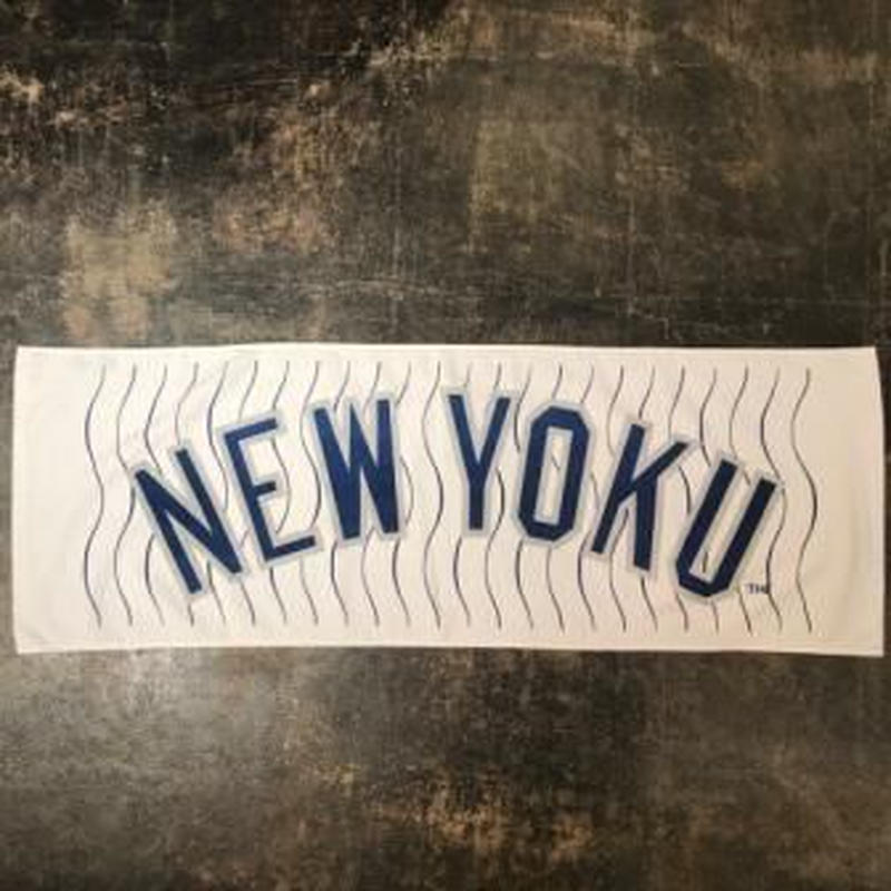 「THE UNIIN」NEW YOKU Jankees バスタオル