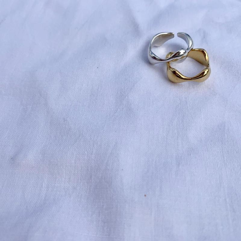 Round wave ring