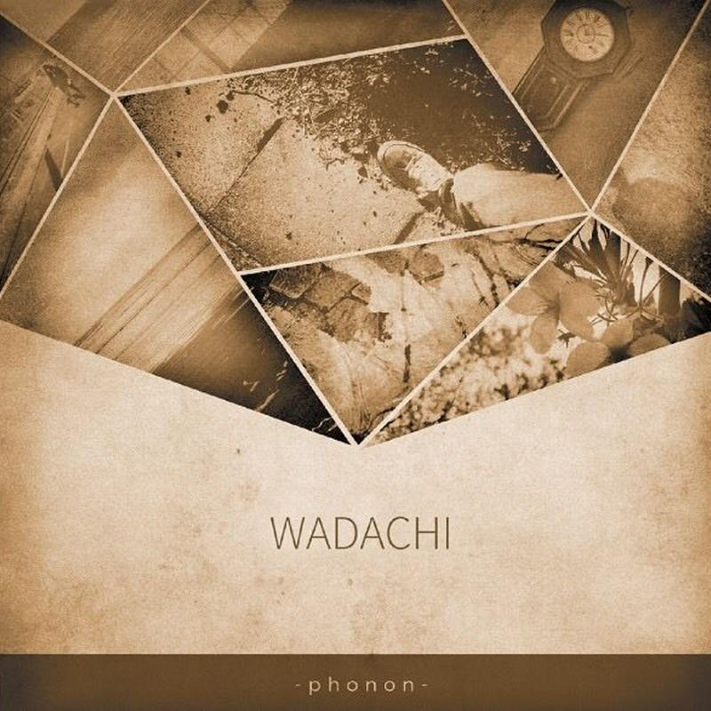 3rd mini Album「WADACHI」