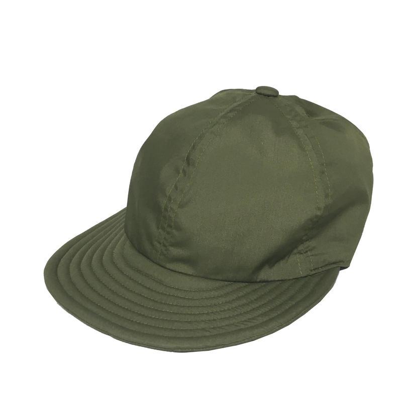 LOW STRAP CAP OLIVE