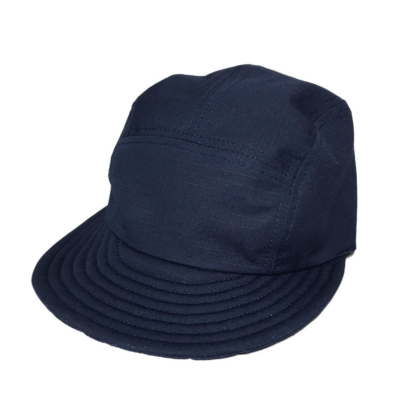 CAMP CAP  RIP-STOP NAVY