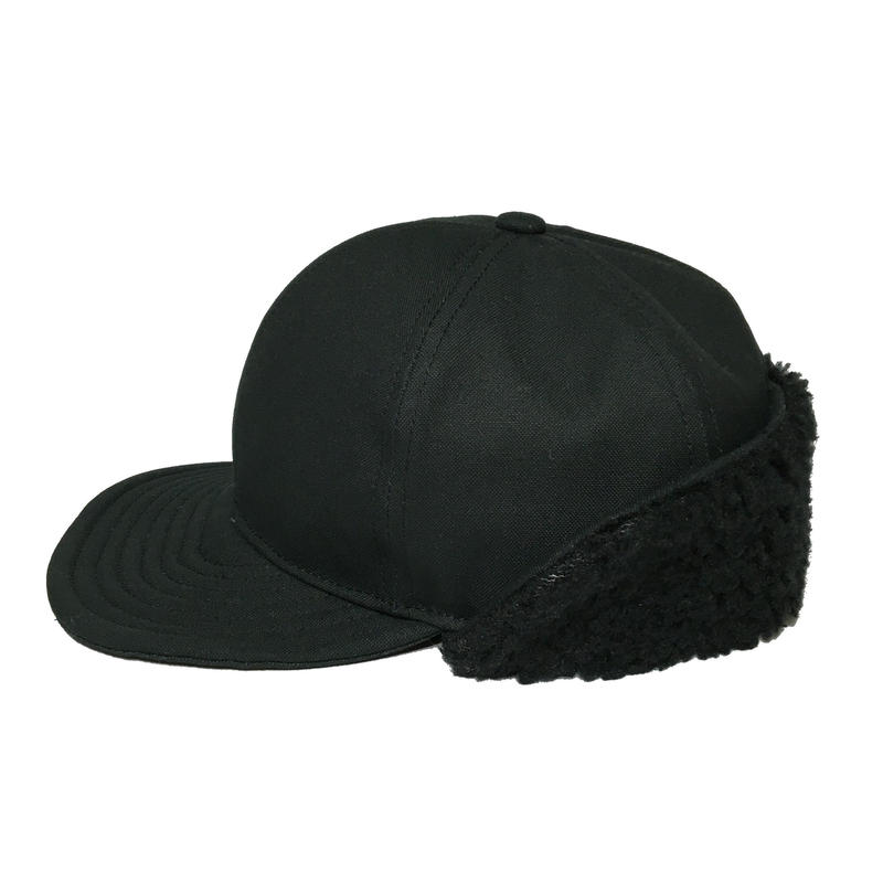 BOA CAP BLACK×BLACK