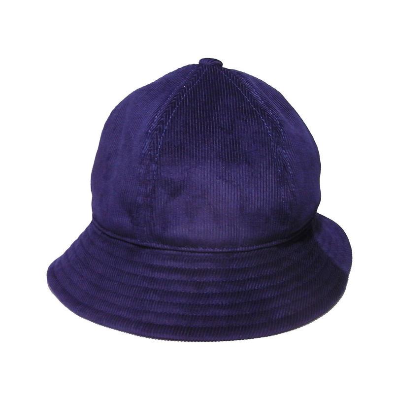 6P HAT   CORDUROY  NAVY