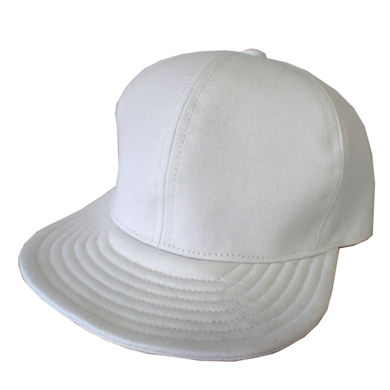 SNAP BACK CAP WHITE