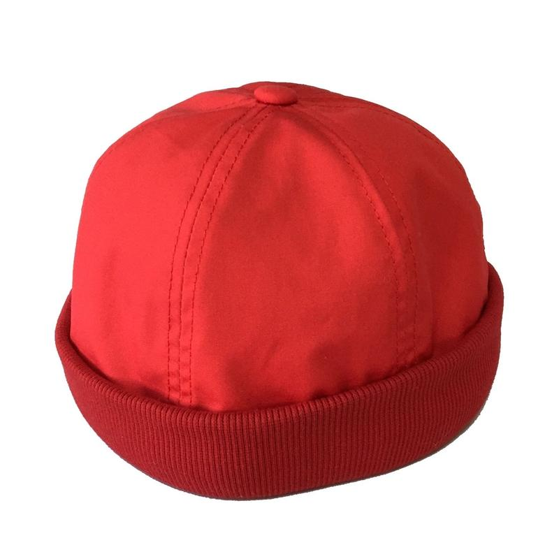 RIB CAP RED