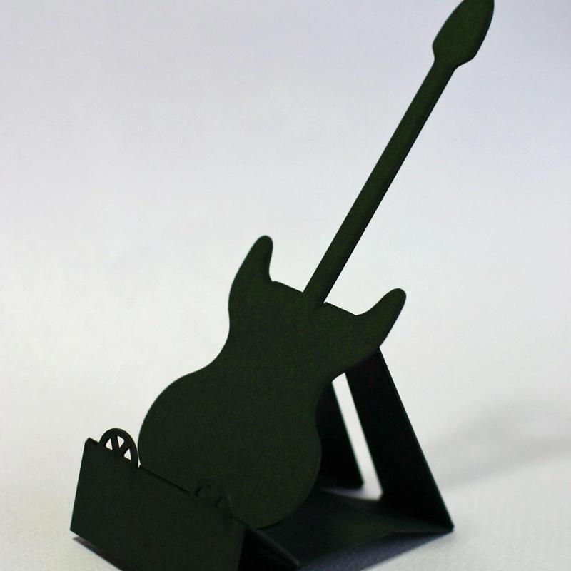 スマートフォン・スタンド(guitar)