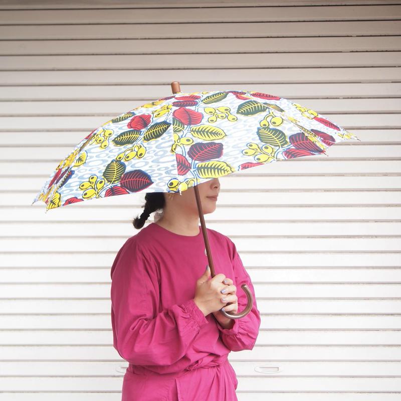 ボンボンストア / アフリカンバティック傘