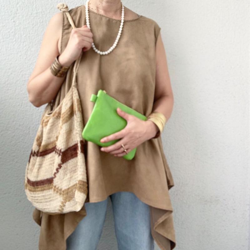KO / Leather Bag