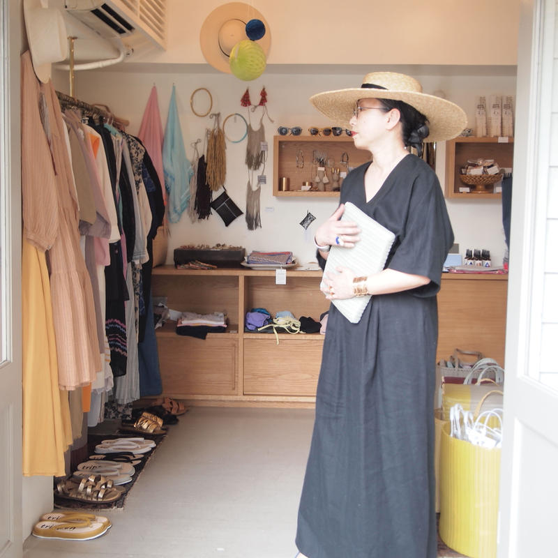 archi / YUCCA LONG ONEPIECE