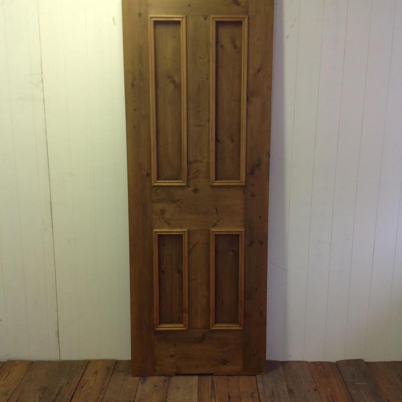 オールドパイン内装ドア