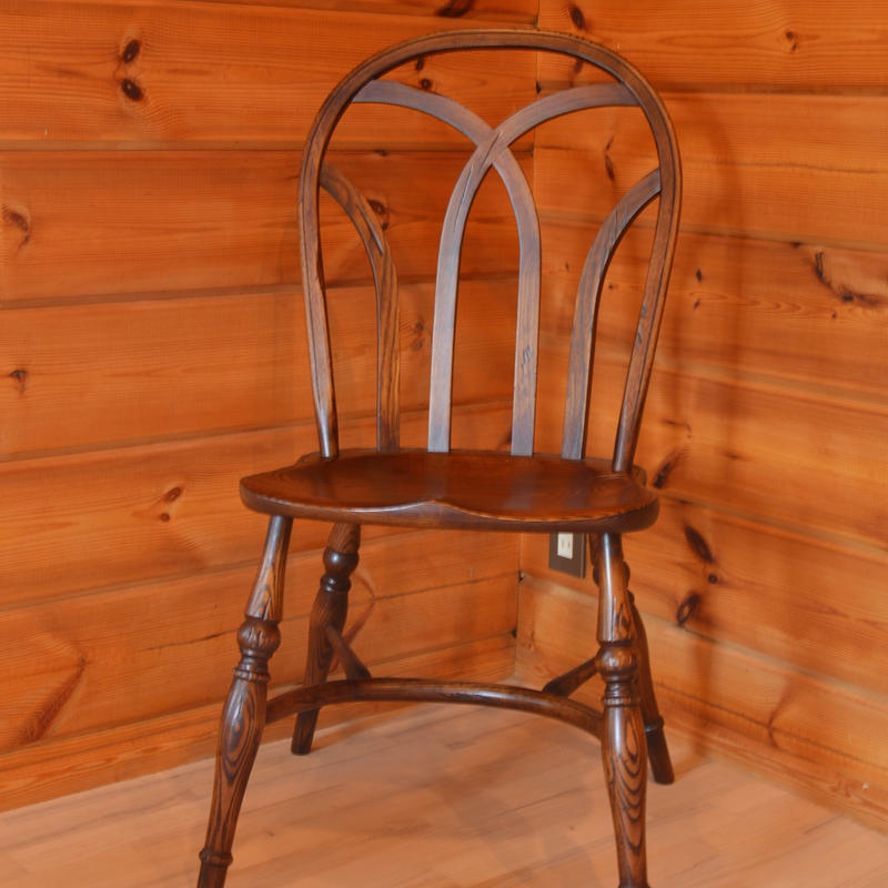 Interlace windsor chair