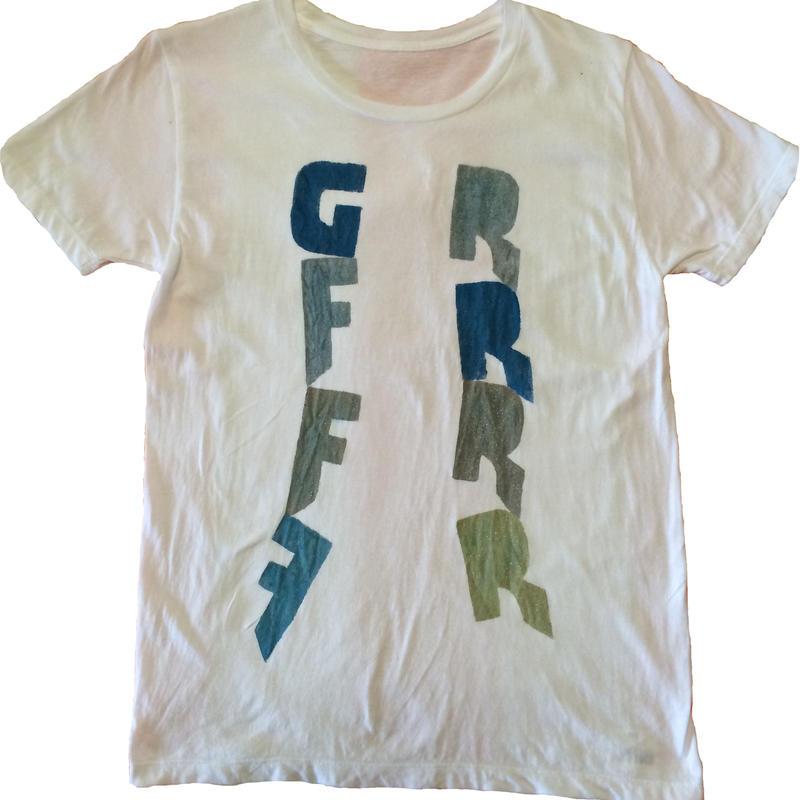 グレープフルーツフルフラット T-shirt