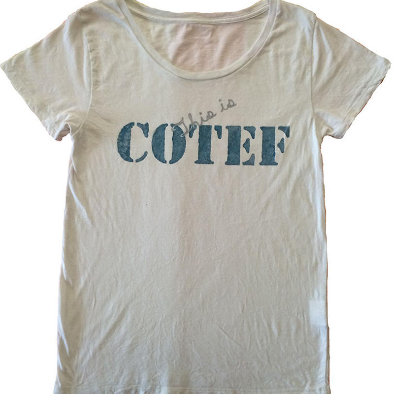 this is COTEF T-shirt