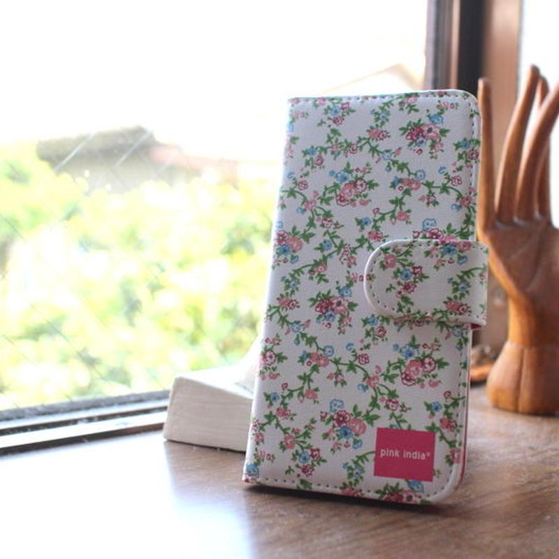 iphone6/6s 用手帳型ケース garden partyガーデンパーティ
