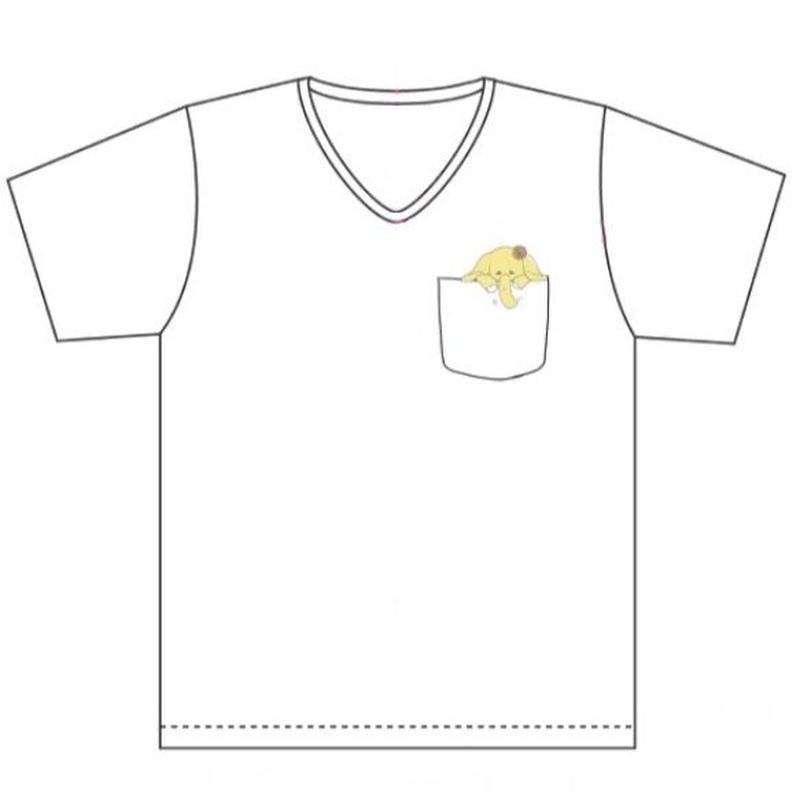 """【長島奈美】オリジナル""""なみぞう""""Tシャツ"""