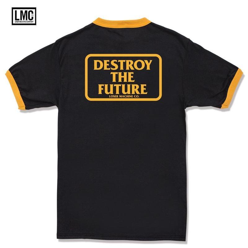 Loser Machine(ルーザーマシーン) DESTROY BOX Tシャツ