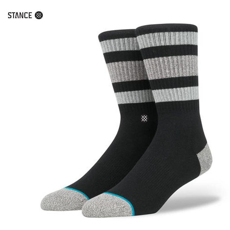 STANCE(スタンス)BOYD4  Black L(25.5~29cm)