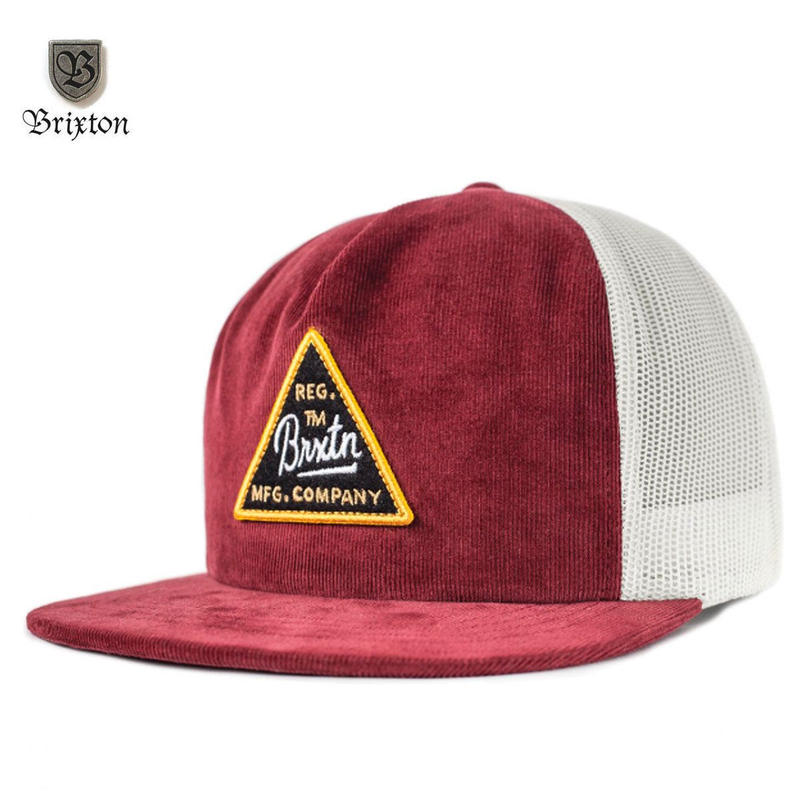 BRIXTON(ブリクストン) CUE MESH CAP