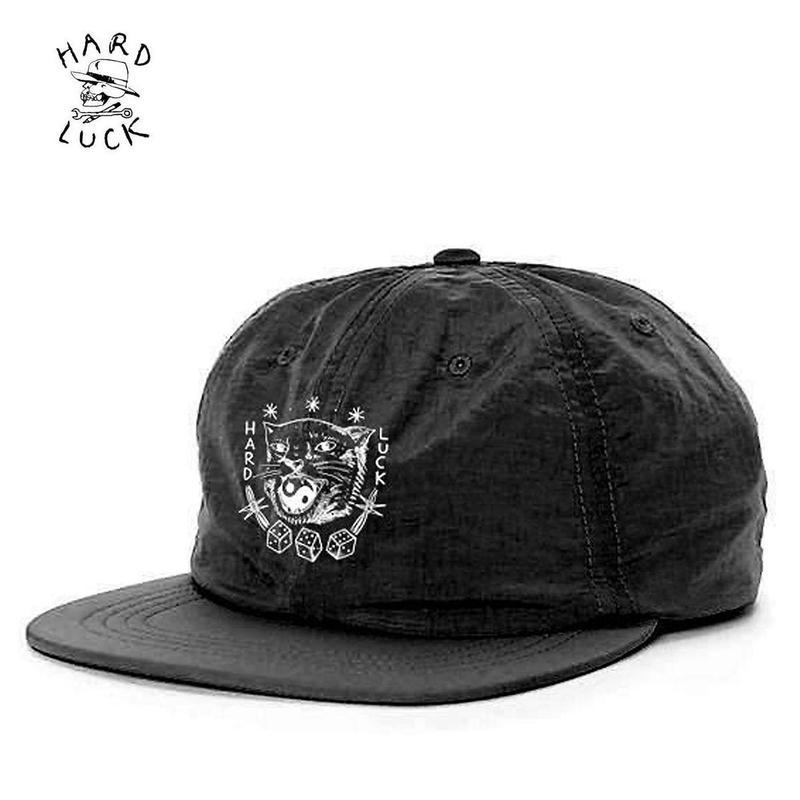 HARD LUCK(ハードラック)DOLAN HAT SNAP BACK ブラック