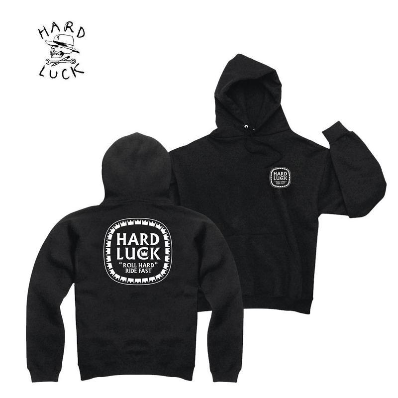 HARD LUCK(ハードラック) ROUGH TIMES L/S HOODY