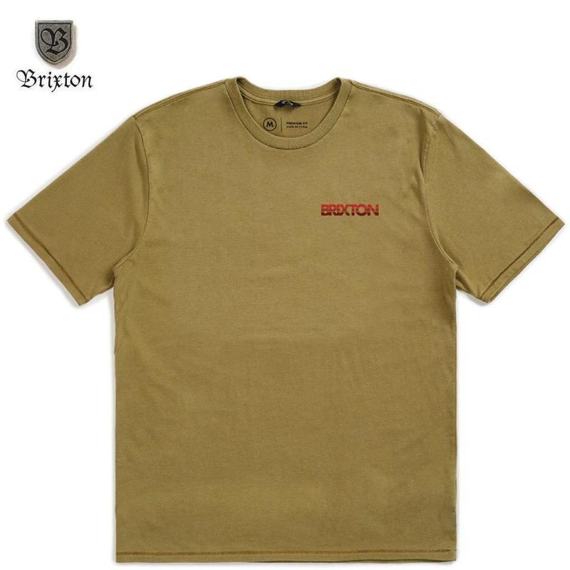 BRIXTON(ブリクストン) INTERCEPTOR II S/S PRT オールナット