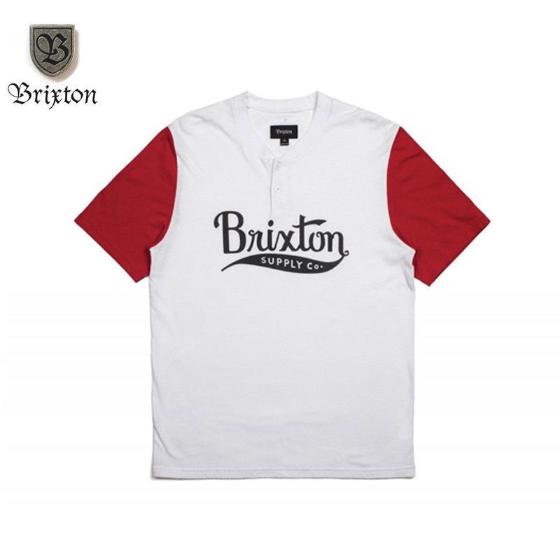 BRIXTON(ブリクストン) GOMEZ S/S HENLEY