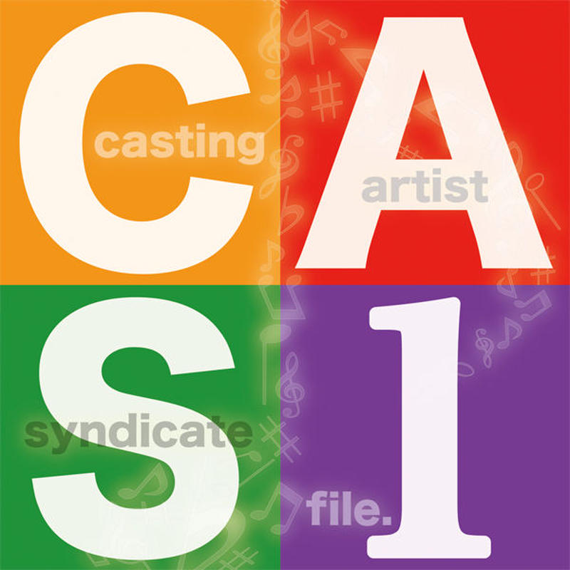 Casting Artist Syndicate:CAS file.1【通常盤】