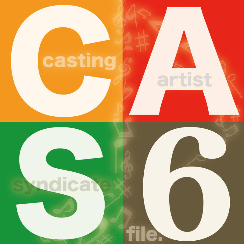 Casting Artist Syndicate:CAS file.6【通常盤】