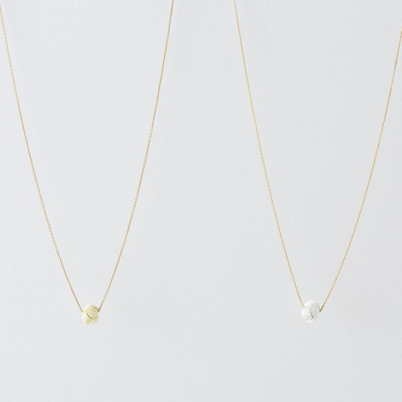 おだまきネックレス / Odamaki Necklace